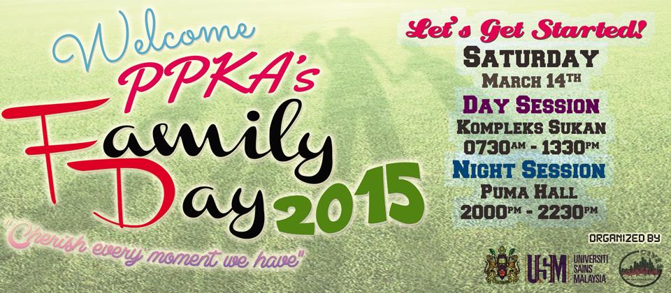 Family Day PPKA 2015 - PUMA Hal