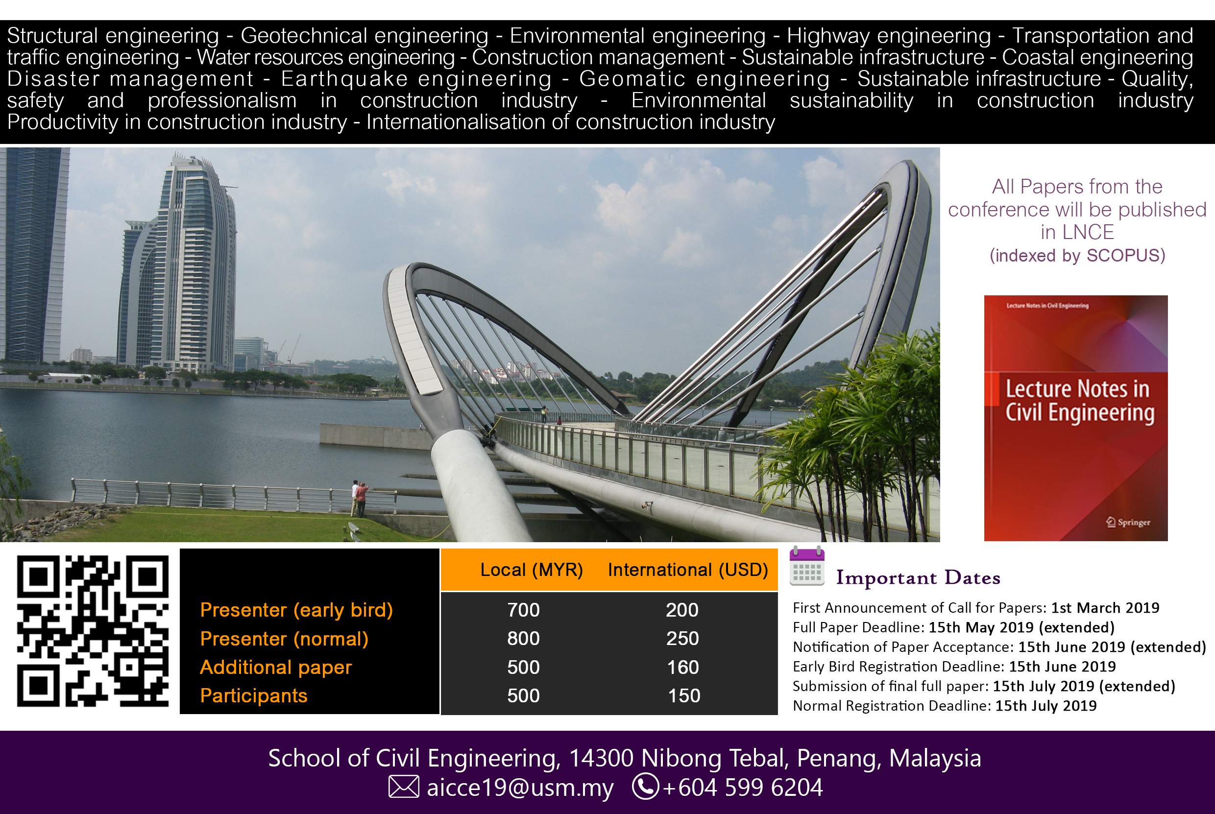 School of Civil Engineering USM - AWAM International